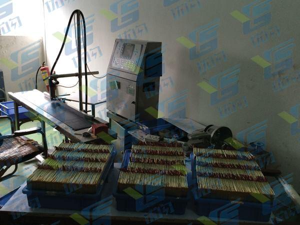 优闪移动电源工厂聚合物电芯测试