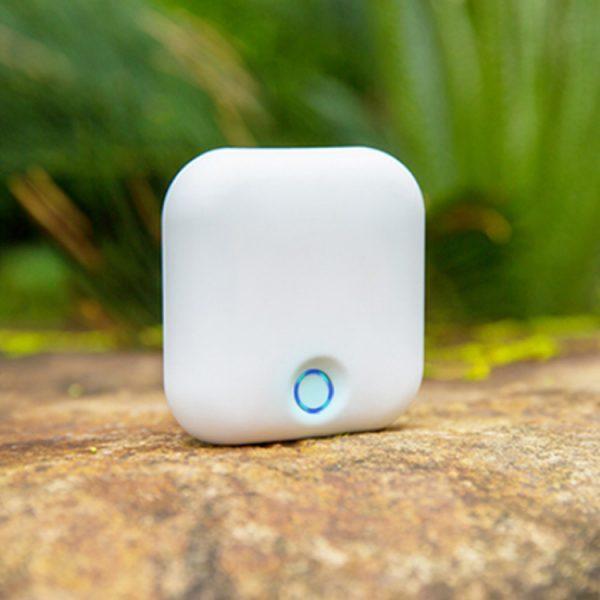 白色磨盒充电宝